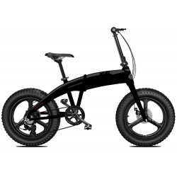 TORPADO E-BIKE T300 FAT 4.0 FOLDING