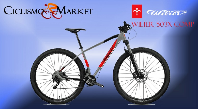 Wilier 503 X Comp 2021